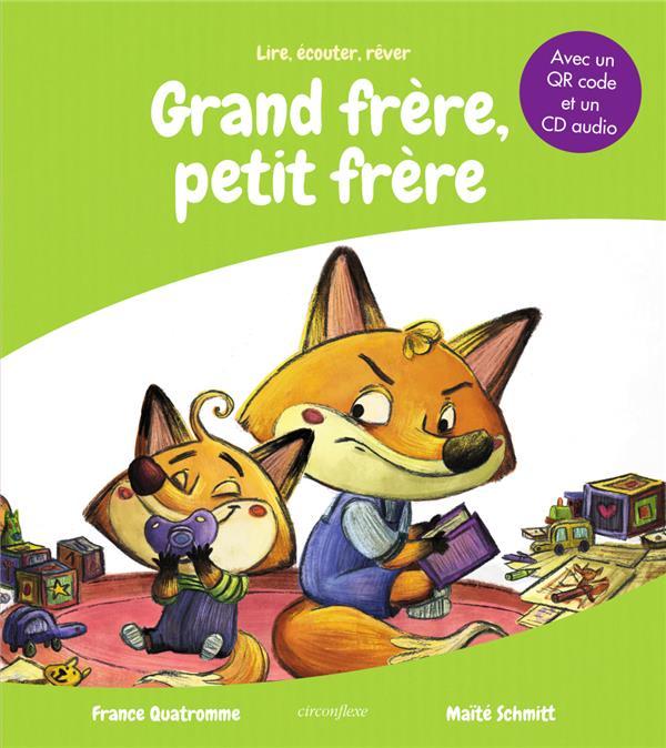 GRAND FRERE, PETIT FRERE QUATROMME/SCHMITT CIRCONFLEXE