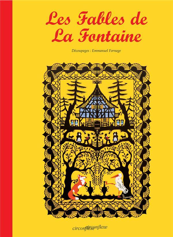 LES FABLES DE LA FONTAINE DELAFONTAINE CIRCONFLEXE