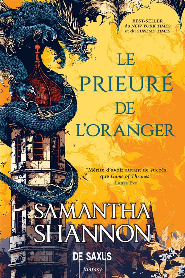 LE PRIEURE DE L'ORANGER SHANNON SAMANTHA DE SAXUS