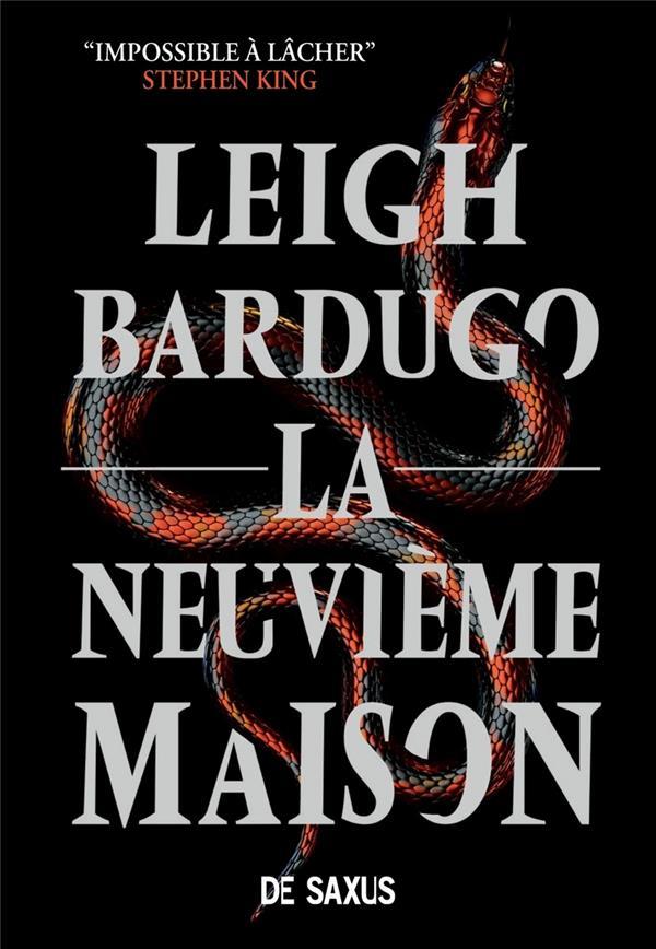 LA NEUVIEME MAISON (BROCHE)
