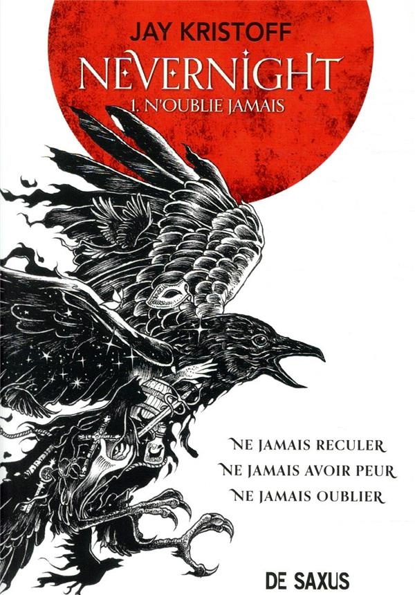 NEVERNIGHT T.1  -  N'OUBLIE JAMAIS