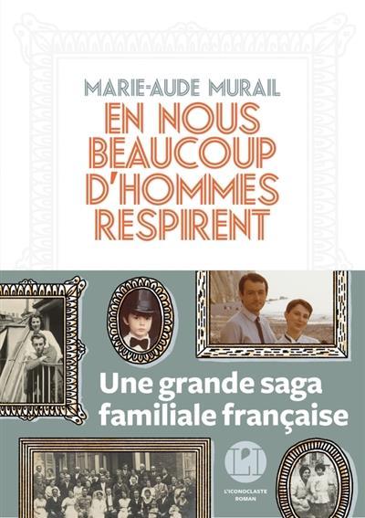EN NOUS BEAUCOUP D'HOMMES RESPIRENT MURAIL MARIE-AUDE ICONOCLASTE