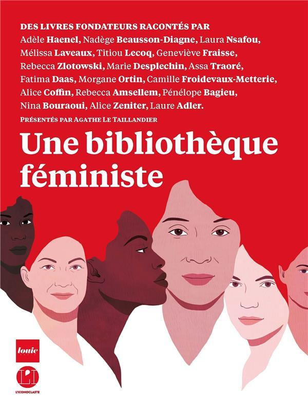 UNE BIBLIOTHEQUE FEMINISTE COLLECTIF ICONOCLASTE