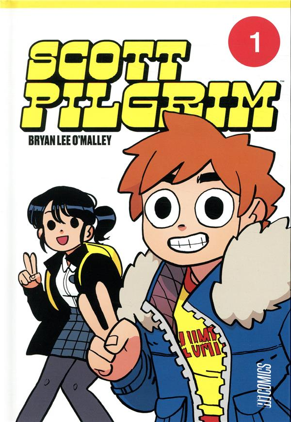 O'MALLEY, BRYAN LEE - SCOTT PILGRIM PERFECT EDITION, T1