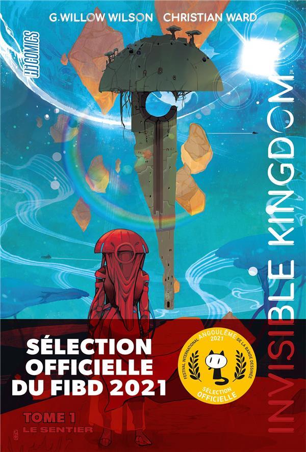 INVISIBLE KINGDOM, T1 : LE SEN WILSON/WARD HI COMICS