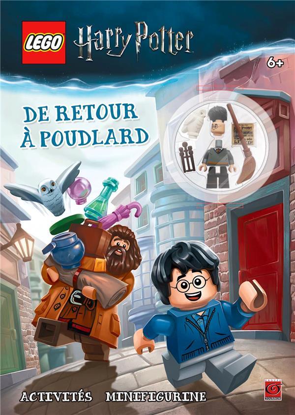 LEGO - HARRY POTTER  -  DE RETOUR A POUDLARD XXX TOURNON CARABAS