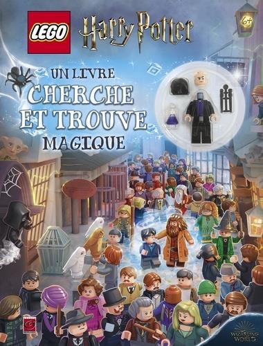 UN LIVRE CHERCHE ET TROUVE MAGIQUE XXX TOURNON CARABAS