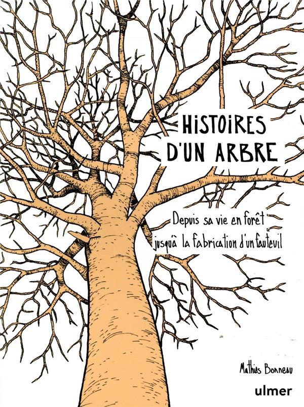 HISTOIRE D-UN ARBRE : DEPUIS SA VIE EN FORET JUSQU-A LA FABRICATION D-UN FAUTEUIL BONNEAU MATHIAS ULMER
