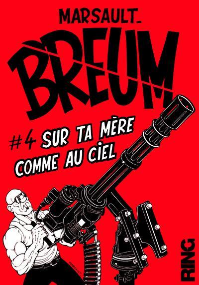 BREUM T.4  -  SUR TA MERE COMME AU CIEL
