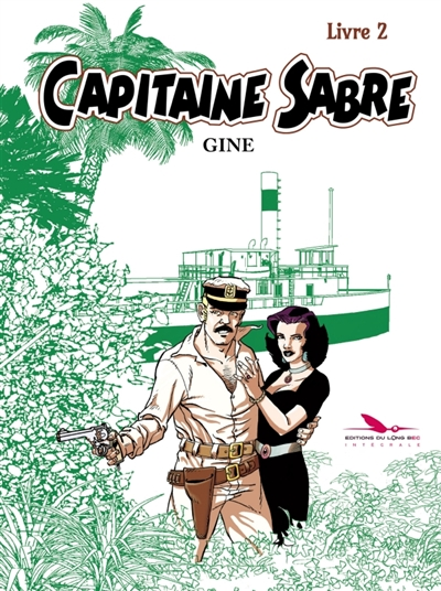 CAPITAINE SABRE  -  INTEGRALE VOL.2