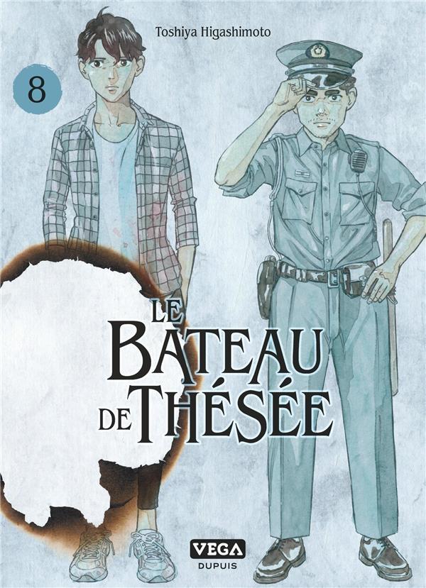 LE BATEAU DE THESEE T.8