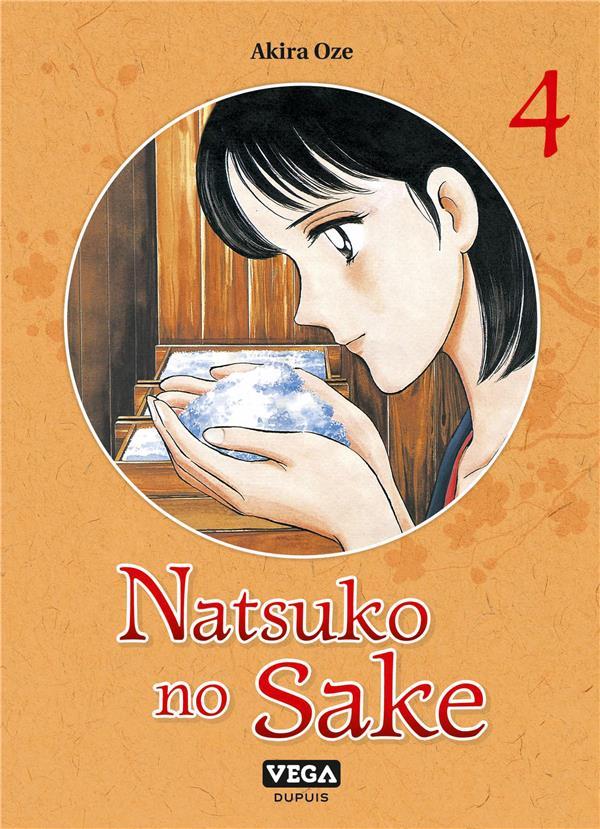 NATSUKO NO SAKE - TOME 4 XXX VEGA MANGA