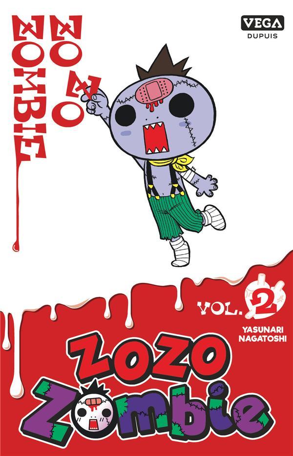 ZOZO ZOMBIE - T02 / PRIX REDUIT