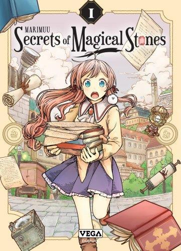 SECRETS OF MAGICAL STONES T.1 MARIMUU VEGA MANGA