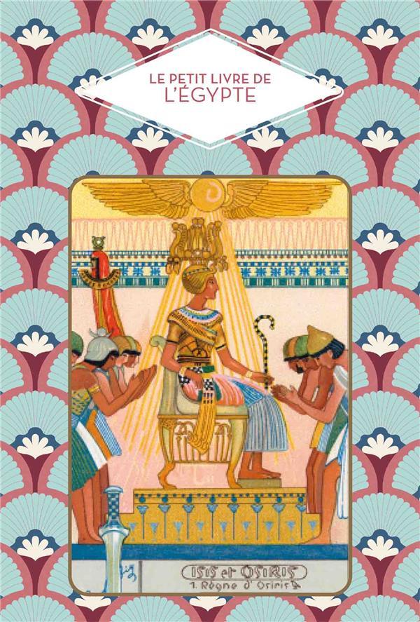 LE PETIT LIVRE DE L'EGYPTE POGGI AMELIE PAPIER CADEAU