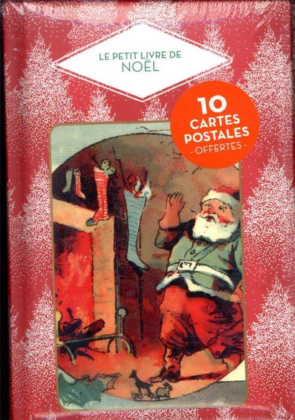 LE PETIT LIVRE DE NOEL  -  + CARTES POSTALES