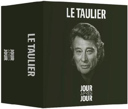 JOUR APRES JOUR  -  LE TAULIER COLLECTIF PAPIER CADEAU