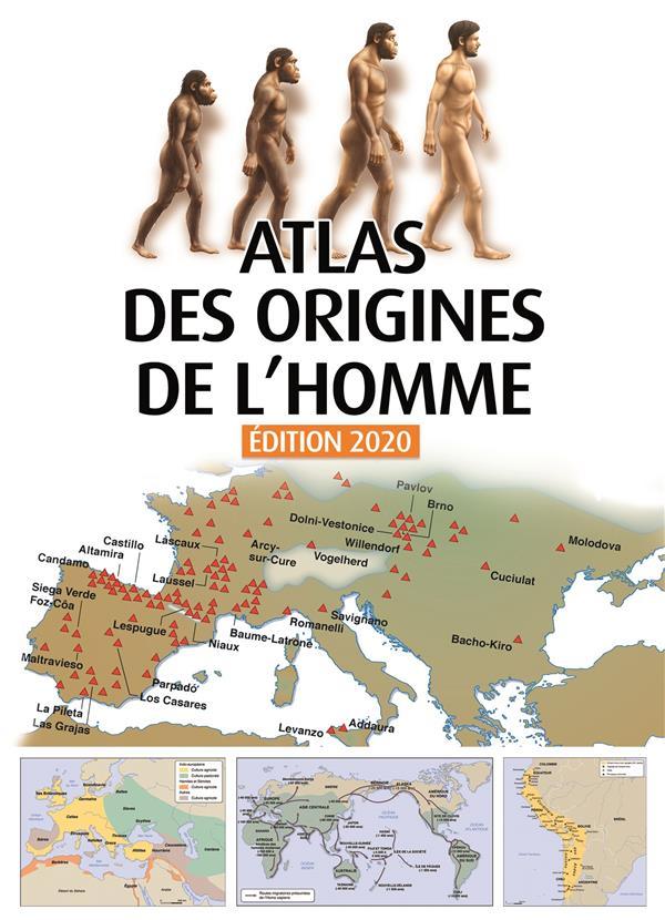ATLAS DES ORIGINES DE L'HOMME COLLECTIF DU SENS