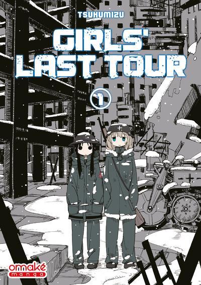 GIRLS LAST TOUR T.1 TSUKUMIZU OMAKE BOOKS