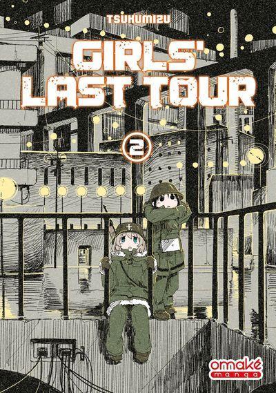 GIRLS LAST TOUR T.2 TSUKUMIZU OMAKE BOOKS
