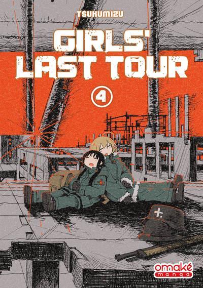 GIRLS LAST TOUR T.4 TSUKUMIZU OMAKE BOOKS