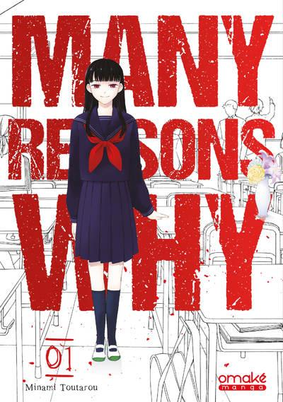 MANY REASONS WHY - TOME 1 (VF) - VOL01