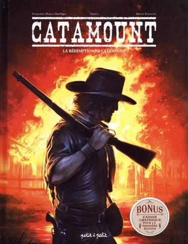 CATAMOUNT T.4  -  LA REDEMPTION DE CATAMOUNT