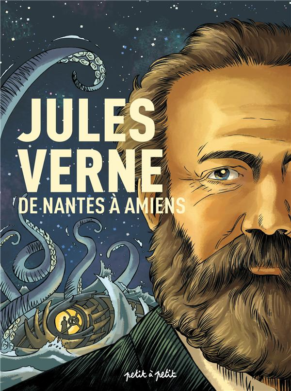 JULES VERNE, DE NANTES A AMIENS WILLOW/SAUZEREAU PETIT A PETIT