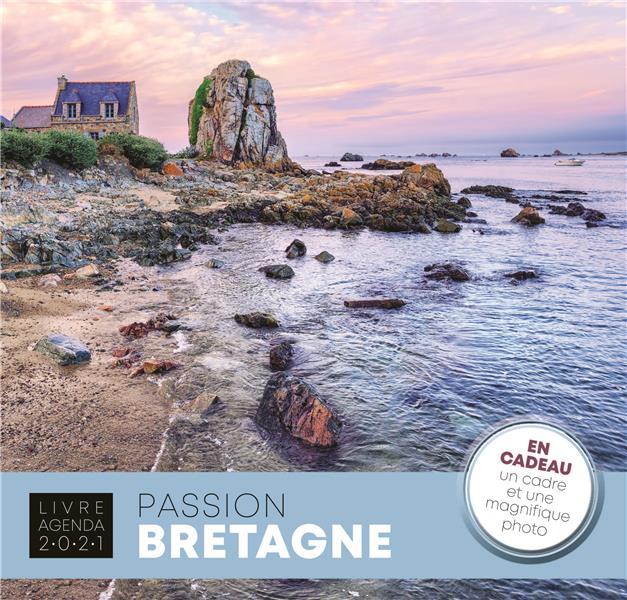 LIVRE-AGENDA  -  PASSION BRETAGNE (EDITION 2021) XXX CASA