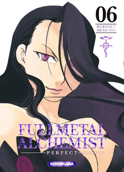 FULLMETAL ALCHEMIST - PERFECT EDITION T.6 ARAKAWA HIROMU 48H BD