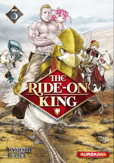 THE RIDE-ON KING T.3 BABA, YASUSHI 48H BD