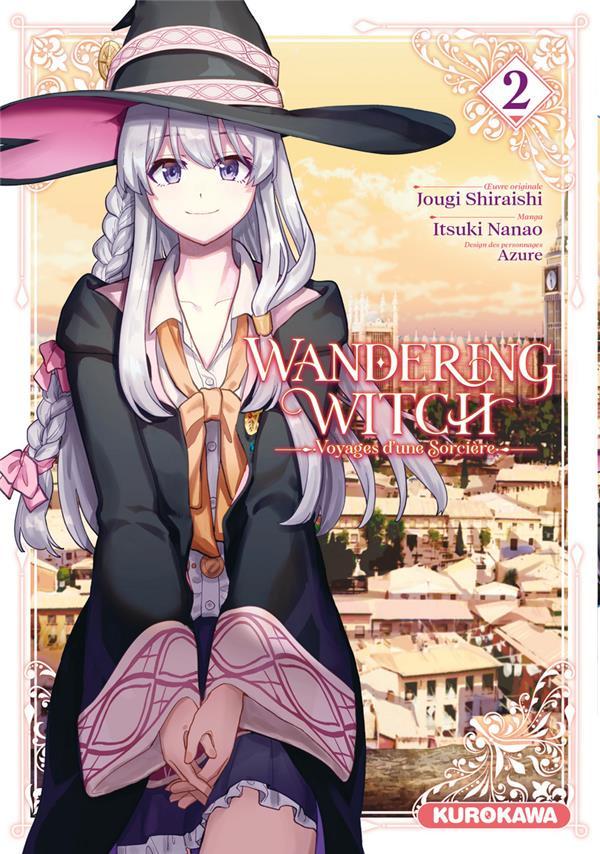 WANDERING WITCH, VOYAGES D'UNE SORCIERE T.2