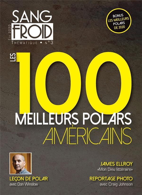 SANG-FROID N.1  -  ETE 2020  -  LES 100 MEILLEURS POLARS AMERICAINS