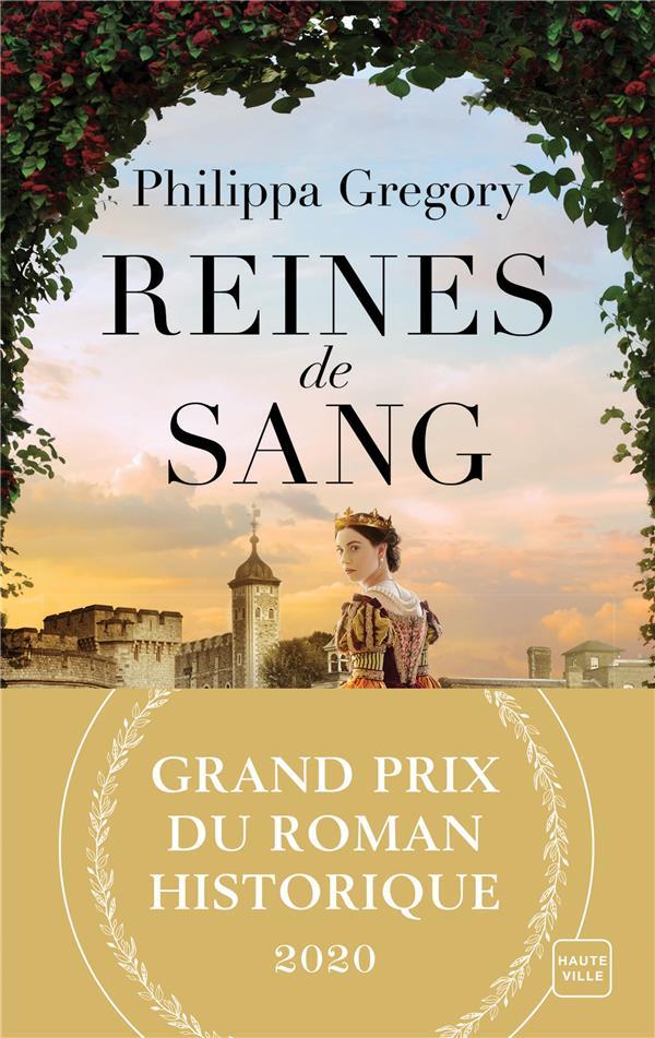 REINES DE SANG GREGORY PHILIPPA HAUTEVILLE
