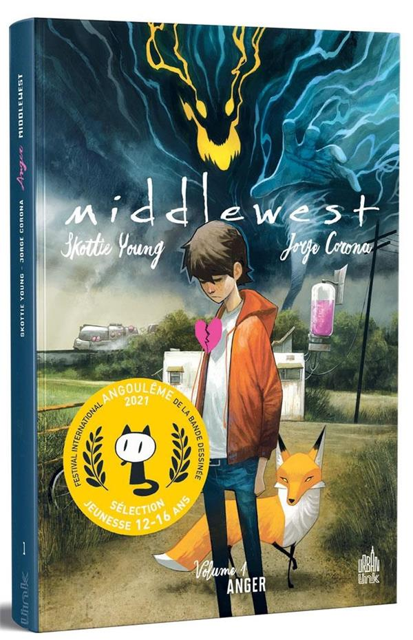 MIDDLEWEST T.1  -  ANGER YOUNG, SKOTTIE  URBAN LINK