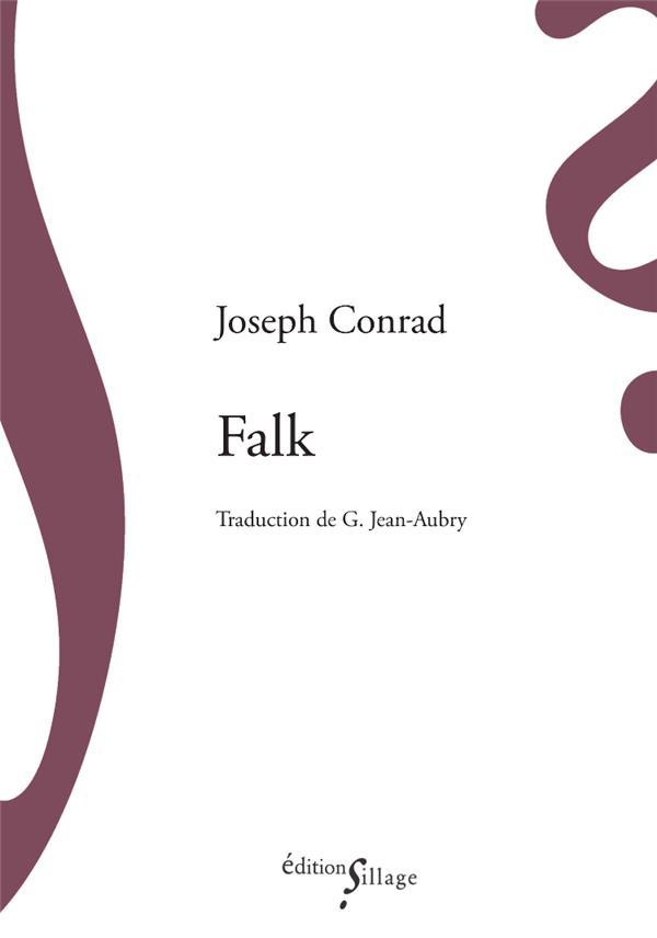 FALK CONRAD/JEAN-AUBRY SILLAGE