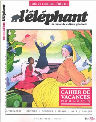 L'ELEPHANT HORS-SERIE N.8  -  JEUX