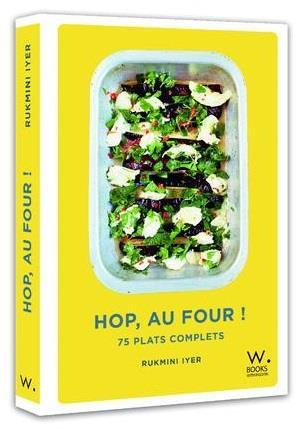 HOP, AU FOUR ! 75 PLATS COMPLETS RUKMINI IYER WEBEDIA BOOKS