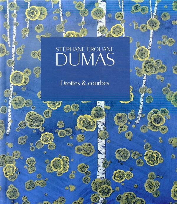 STEPHANE EROUANE DUMAS  -  DROITES et COURBES