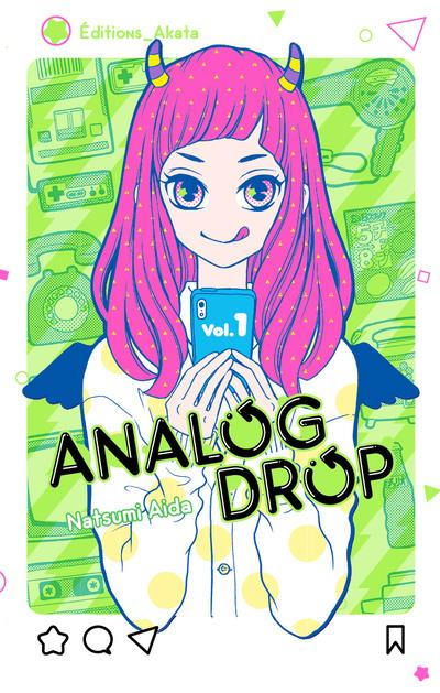 ANALOG DROP - TOME 1 - VOL01