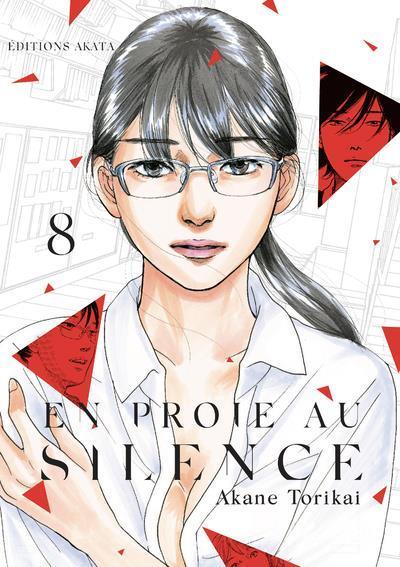 EN PROIE AU SILENCE T.8