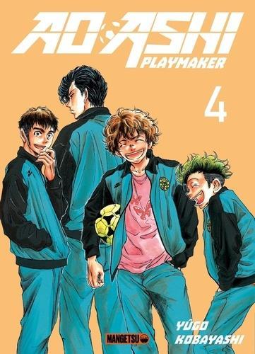 AO ASHI, PLAYMAKER T.4 KOBAYASHI, YUGO  MANGETSU