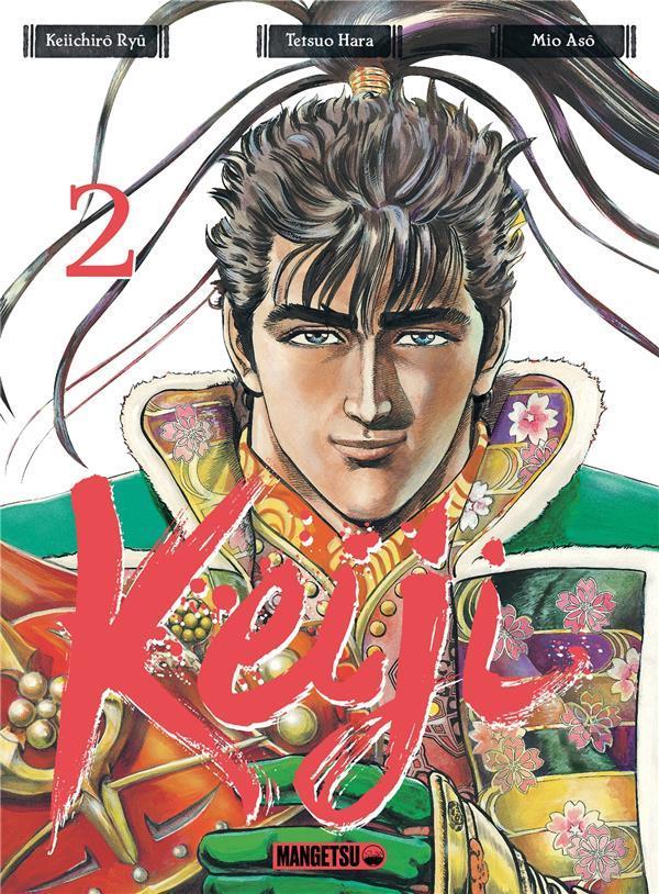 KEIJI T.2 TETSUO, HARA MANGETSU