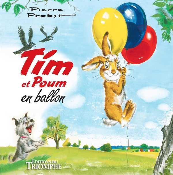 TIM ET POUM EN BALLON