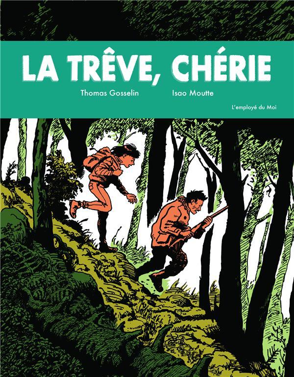 LA TREVE, CHERIE GOSSELIN/MOUTTE EMPLOYE DU MOI