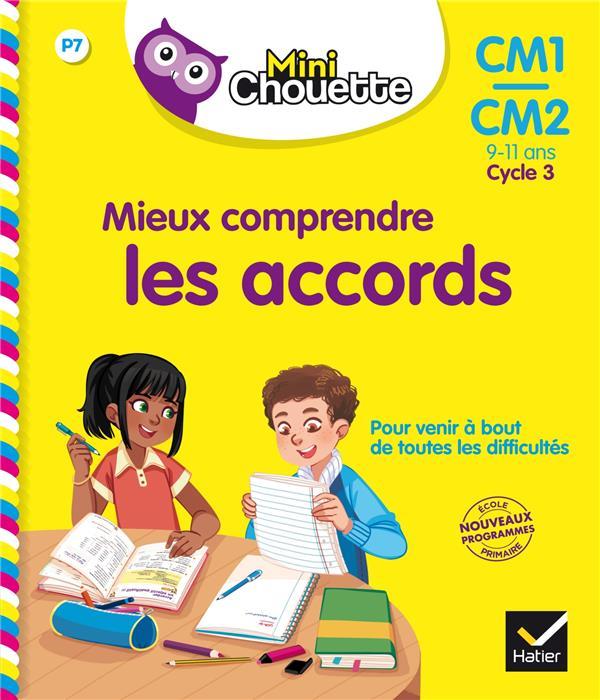 MIEUX COMPRENDRE LES ACCORDS  -  CM1CM2 Lecacheur Lou Hatier