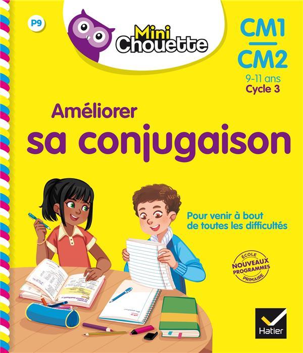 AMELIORER SA CONJUGAISON  -  CM1CM2 LECACHEUR LOU Hatier