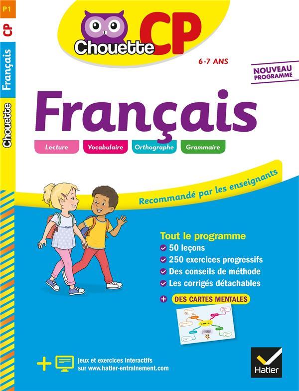 FRANCAIS CP  HATIER SCOLAIRE