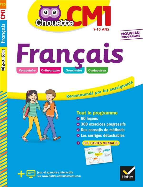 CHOUETTE  -  FRANCAIS  -  CM1  HATIER SCOLAIRE