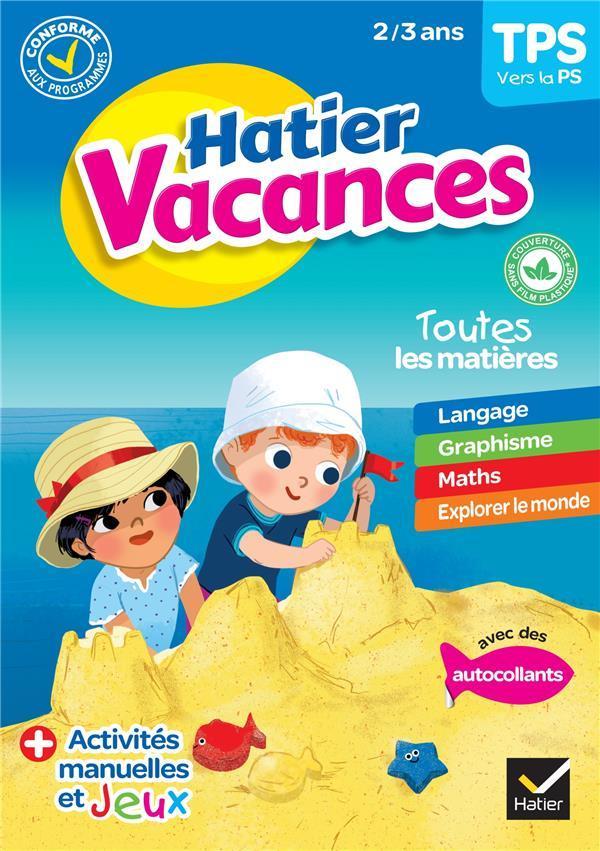 HATIER VACANCES  -  TPS VERS LA PS (EDITION 2020) BODILIS/THOMAS HATIER SCOLAIRE